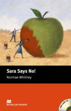 sara says no¡ (starter level) (incluye audio-cd)-norman whitney-9781405077958
