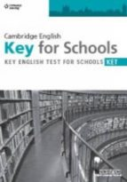 cambridge ket for schools practice tests student book 9781408061558