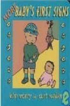 Libro de inglés para descarga gratuita More baby's first signs