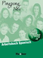 ping pong neu 2. arbeitsbuch spanisch-gabriele kopp-9783190616558