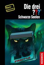 die drei ??? schwarze seelen (drei fragezeichen) (ebook)-andré minninger-9783440156858