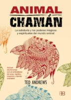 animal chamán-ted andrews-9788415292258