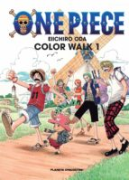 one piece color walk nº01-9788415480358
