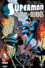 superman: la guerra de los mundos roy thomas michael lark 9788415925958
