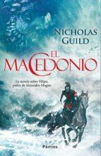 el macedonio (ebook) nicholas guild 9788416331758