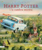 harry potter i la cambra secreta (edicio il·lustrada) j.k. rowling 9788416367658