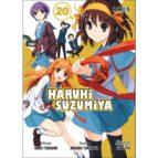 haruhi suzumiya 20-nagaru tanigawa-9788416805358