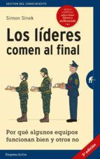 los líderes comen al final (edición revisada) (ebook)-simon sinek-9788417180058
