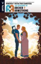 las aventuras de archer & armstrong, vol. 2-rafer roberts-9788417390358