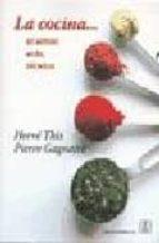 la cocina: es amor, arte, tecnica herve this 9788420011158