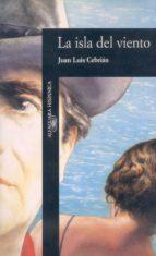la isla del viento (ebook)-juan luis cebrian-9788420493558