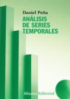 analisis de series temporales daniel peña 9788420669458