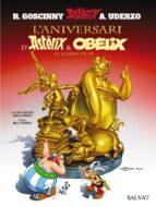 l aniversari d asterix i obelix. 50 anys. el llibre d or rene goscinny albert uderzo 9788421683958