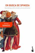 en busca de spinoza antonio damasio 9788423346158