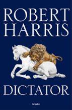 dictator (trilogia de ciceron iii)-robert harris-9788425354458