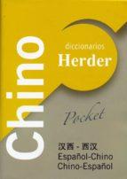 diccionario español-chino, chino-español (herder pocket)-9788425423758