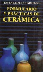 formulario y practicas de ceramica josep llorens artigas 9788428209458