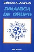 dinamica de grupo balduino andreola 9788429306958