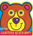 el oso (coleccion adivina quien soy)-9788430569458