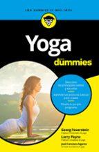 yoga para dummies georg feuerstein larry payne 9788432903458