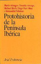 protohistoria de la peninsula iberica 9788434466258