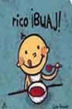 rico ¡buaj!-leslie patricelli-9788437223858