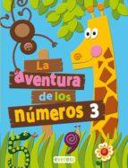 la aventura de los números 3 9788444176758