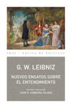 nuevos ensayos sobre el entendimiento (ebook) gottfried wilhelm leibniz 9788446045458
