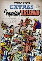 el capitán trueno: todos los extras-victor mora-9788466662758