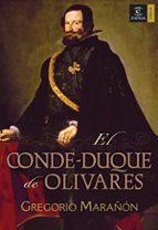 el conde-duque de olivares-gregorio marañon-9788467022858