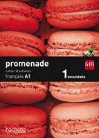 francés a1 promenade 1º eso cahier d´exercises-9788467578058