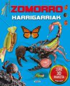 zomorro harrigarriak-claire bampton-9788467736458