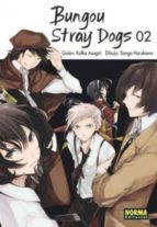 bungou stray dogs 2 kafka asagiri sango harukawa 9788467927658