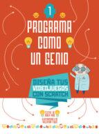 programa como un genio 1 (vvkids) (videojuegos) 9788468254258