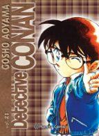detective conan nº 21 (nueva edicion) gosho aoyama 9788468478258