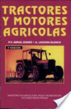 tractores y motores agricolas-pedro arnal atares-antonio laguna blanca-9788471146458