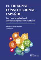 el tribunal constitucional español 9788473606158