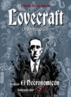 lovecraft: la antologia (incluye el necromicon) (2ª ed.)-h.p. lovecraft-9788475561158