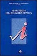 procesamiento de la informacion cientifica-maria pinto-wilfrid lancaster-9788476354858