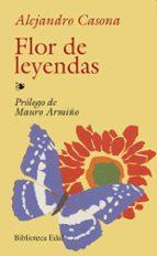 flor de leyendas; poesia-alejandro casona-9788476400258