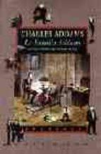 la familia addams y otras viñetas de humor negro-charles addams-9788477024958