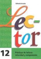cuaderno lector 12 castellano 9788478870158
