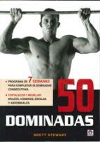 50 dominadas-brett steward-9788479029258