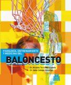 fisiologia entrenamiento y medicina del baloncesto nicolas terrados cepeda 9788480199858