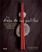la dieta de los palillos: recetas para perder peso de un modo sen cillo, inspiradas en la dieta japonesa-kimiko barber-9788480768658