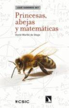 princesas abejas y matematicas david martin de diego 9788483196458