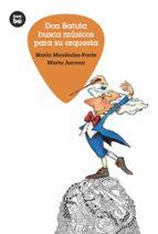 don batuta busca musicos para su orquesta-maria menendez-ponte cruzat-marta azcona-9788483433058