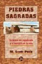 piedras sagradas m. scott peck 9788488066558