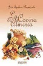 la cocina de almeria-jose aguilera pleguezuelo-9788489672758