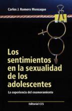 los sentimientos en la sexualidad de los adolescentes (ebook)-9788490237458